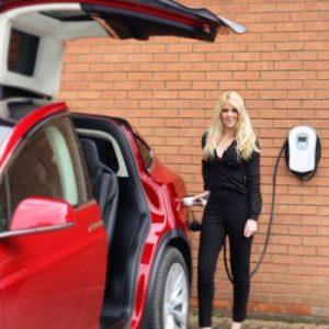 Zappi EV Charging Point